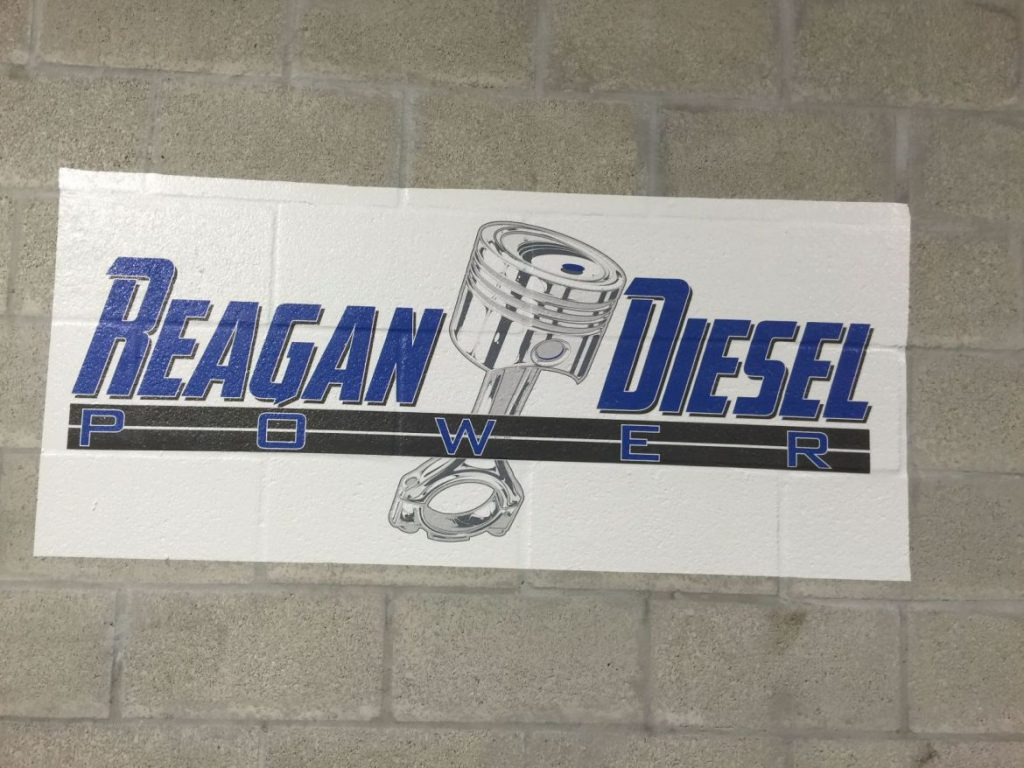Reagan Diesel Power