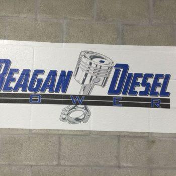 Reagan Diesel Power