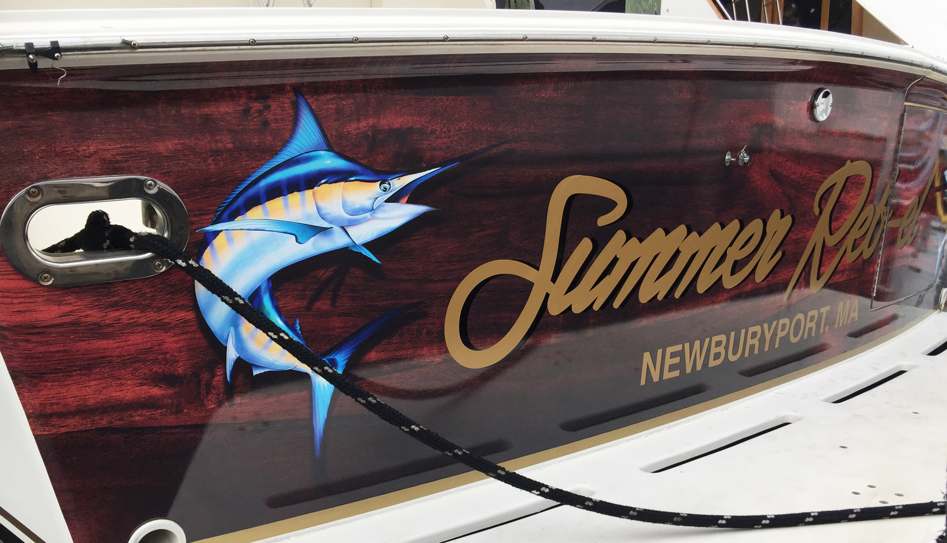 Boat wraps boat graphics crd wraps west palm beach fl for West palm beach motor vehicle registration