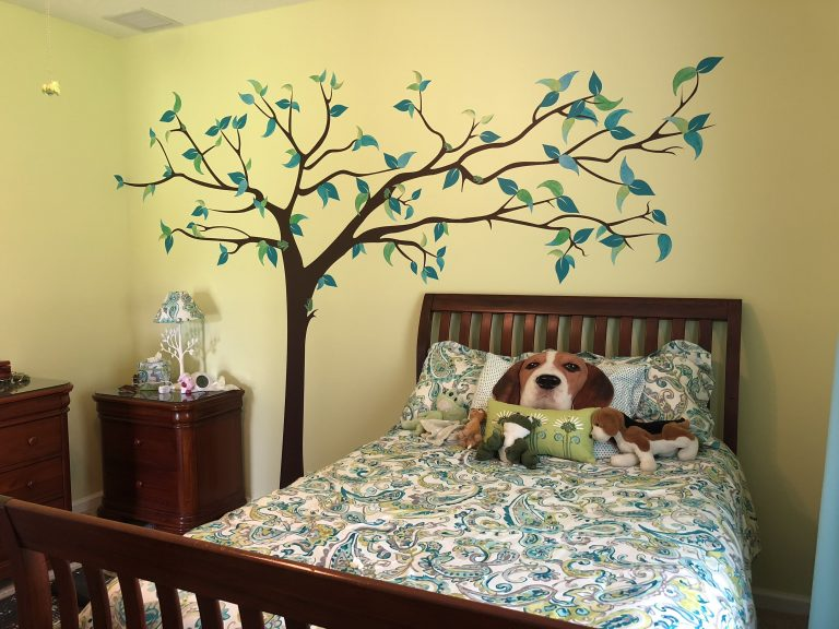 Wall Graphics for Kids Rooms