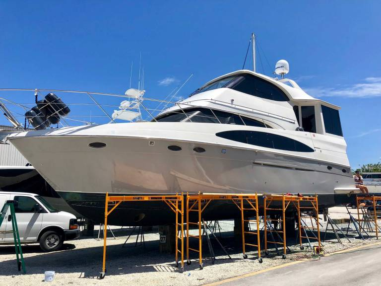 Boat Wrap – Port and Starboard Color Change and Stylish Accent Wrap