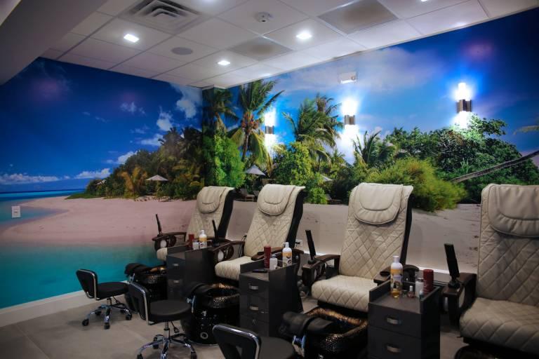 Spa Z – VIP Pedicure Room