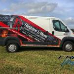 Restore and More - Commercial Vehicle Wrap