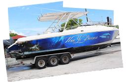 Boat Wraps - CRD Wraps