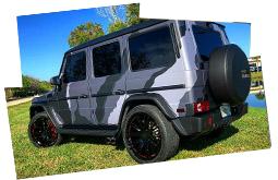 Custom Car Wraps - Wellington