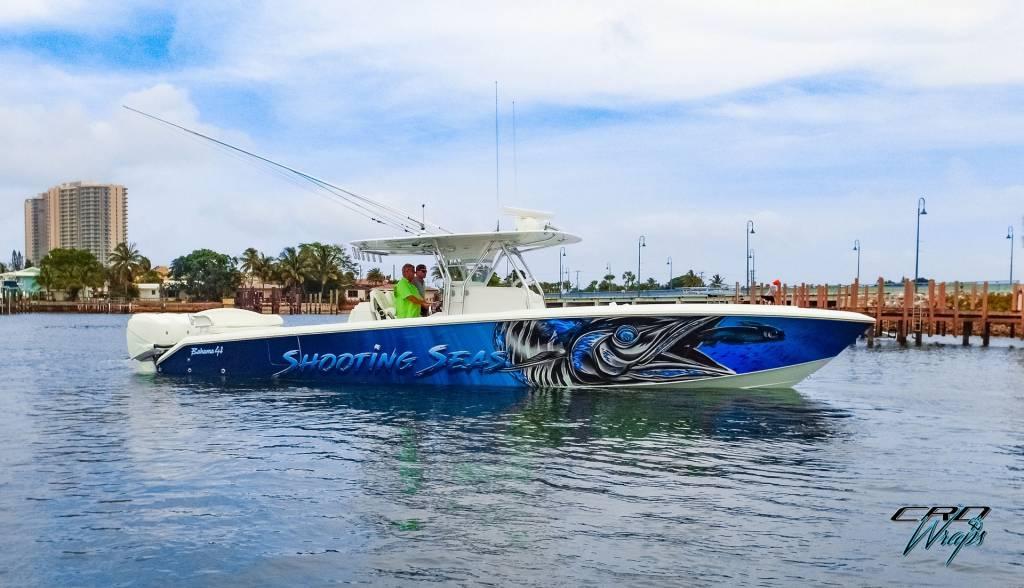 Boat Wraps Crd Wraps